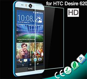 Best Sale Tempered Glass Screen Protector for HTC Desire