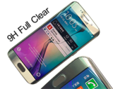 98% 3D Tempered Glass Screen Protector for Samsung S7 edge