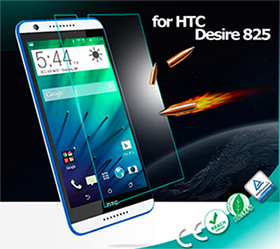 Best Buy Tempered Glass Screen Protector for HTC 825