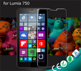 Tempered Glass Cover for Microsoft Lumia 750